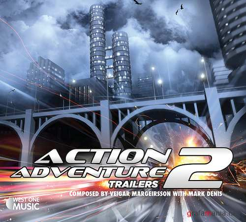 Music for AE WOM Action Adventure Trailer 2