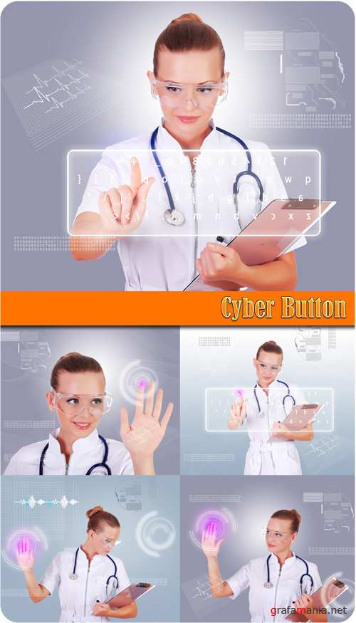 Cyber Button