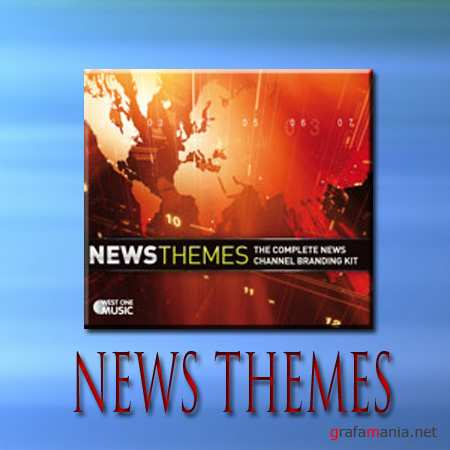 Music for AE WOM News Themes