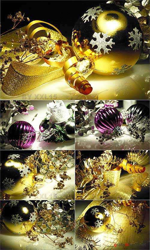 Stock Photo - Christmas backgrounds