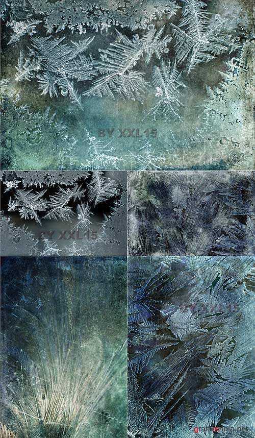 Frosty Textures