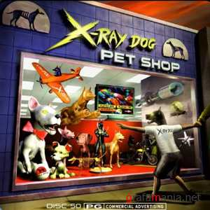 X-Ray Dog Music - Pet Shop CD50