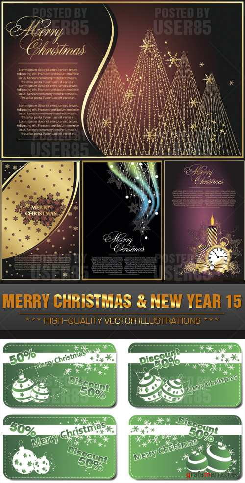 MERRY CHRISTMAS & NEW YEAR 15