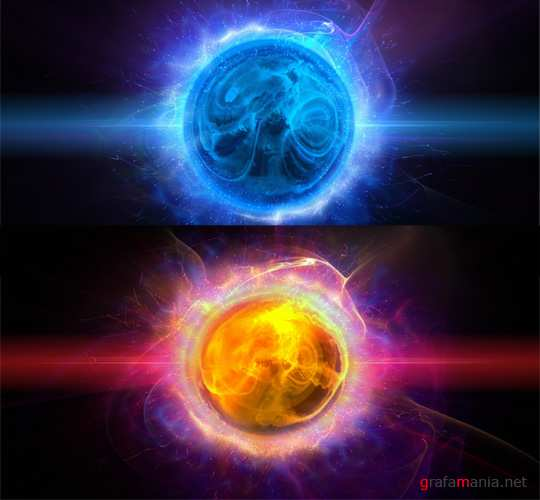 VideoHive Footage  Flame stars