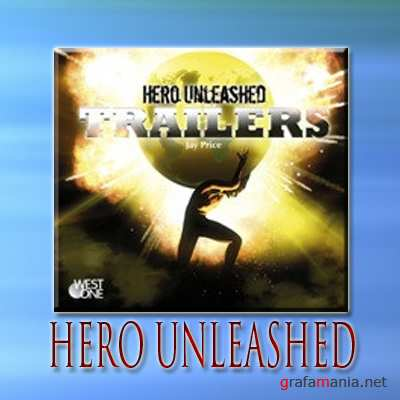Music for AE WOM Hero Unleashed Trailers