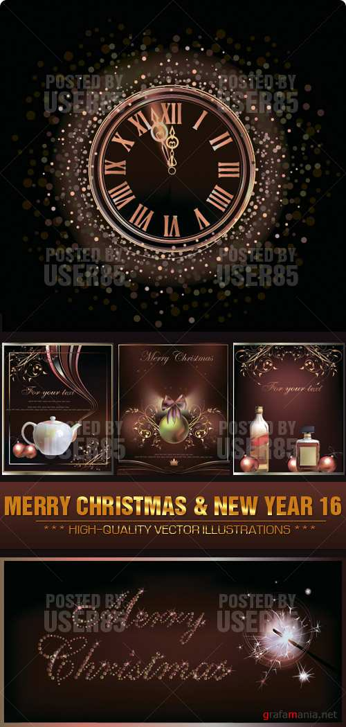 MERRY CHRISTMAS & NEW YEAR 16