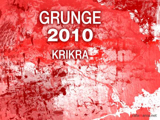 Grunge 2010 Brushes by Krikra