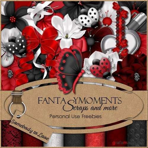 Скрап-набор - Fantasy moments: Somebody to Love
