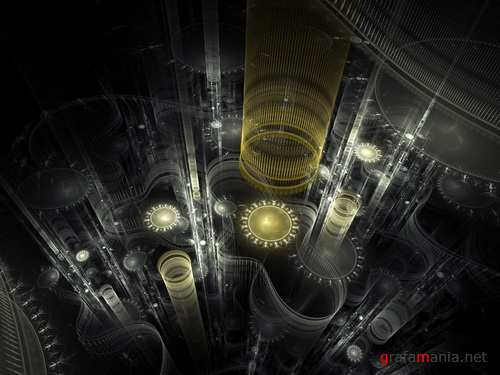 Wallpapers - Best Fractal Pack#12
