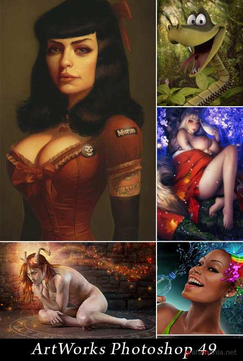 ArtWorks Photoshop 49