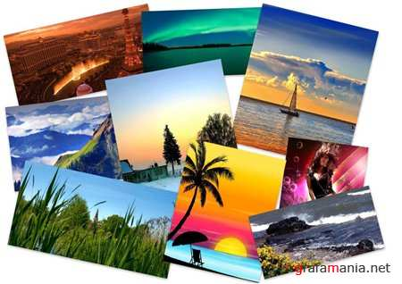 30 HD Widescreen Colorful HQ Wallpapers