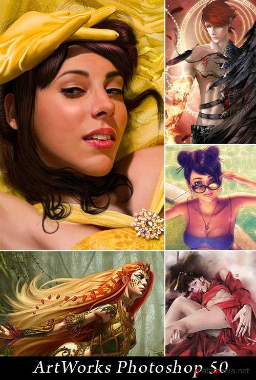 ArtWorks Photoshop 50