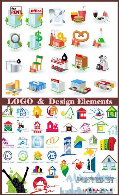 LOGO and Design Elements 45