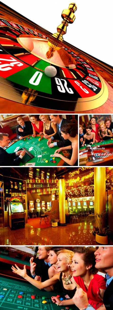 Stock Photo - Casino