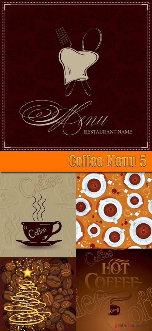 Coffee Menu 5
