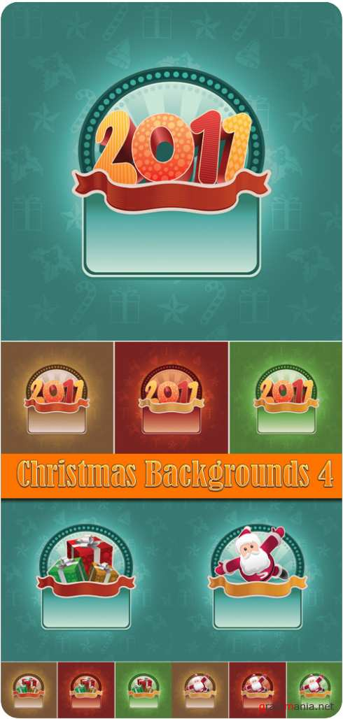 Christmas Backgrounds 4