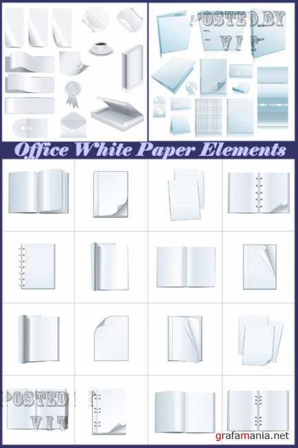 Office White Paper Elements 18