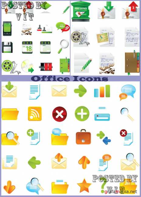 Office Icons 88