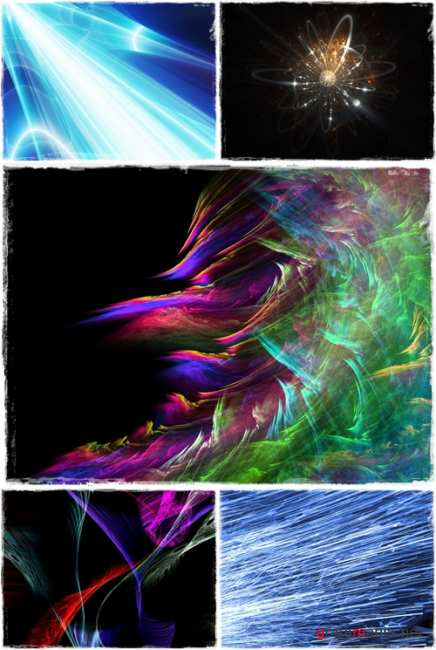 Wallpapers - Best Fractal Pack#11