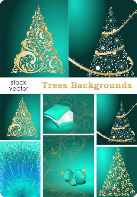 ��������� ������� - Trees Backgrounds