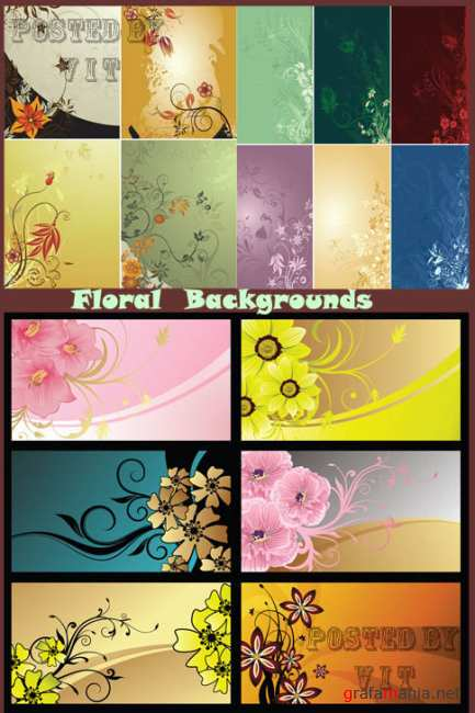 Floral Backgrounds 118