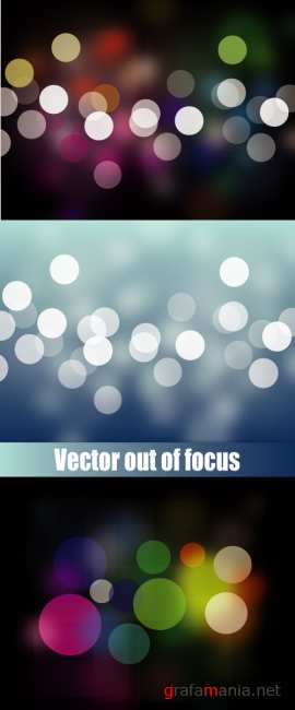 Vector out of focus