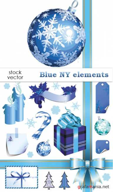 ��������� ������� - Blue NY elements