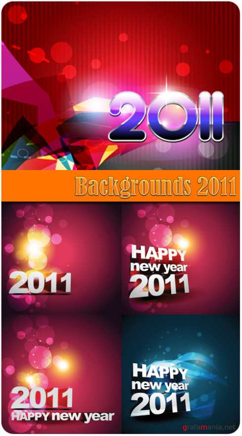 Backgrounds 2011