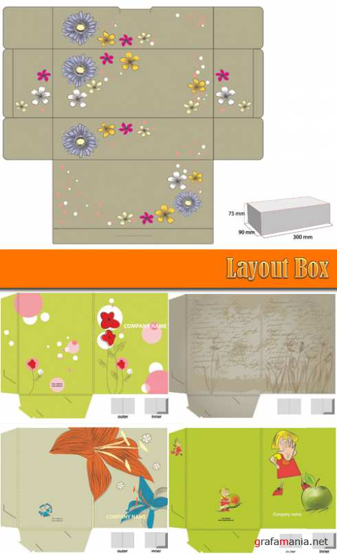 Layout Box