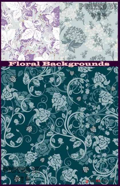 Floral Backgrounds 68