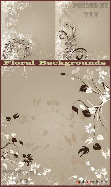 Floral Backgrounds 119