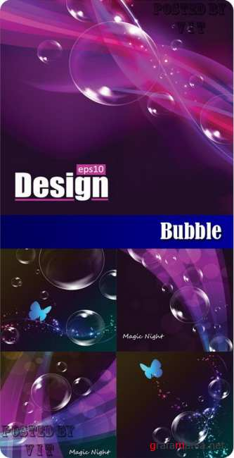 Bubble 5 set