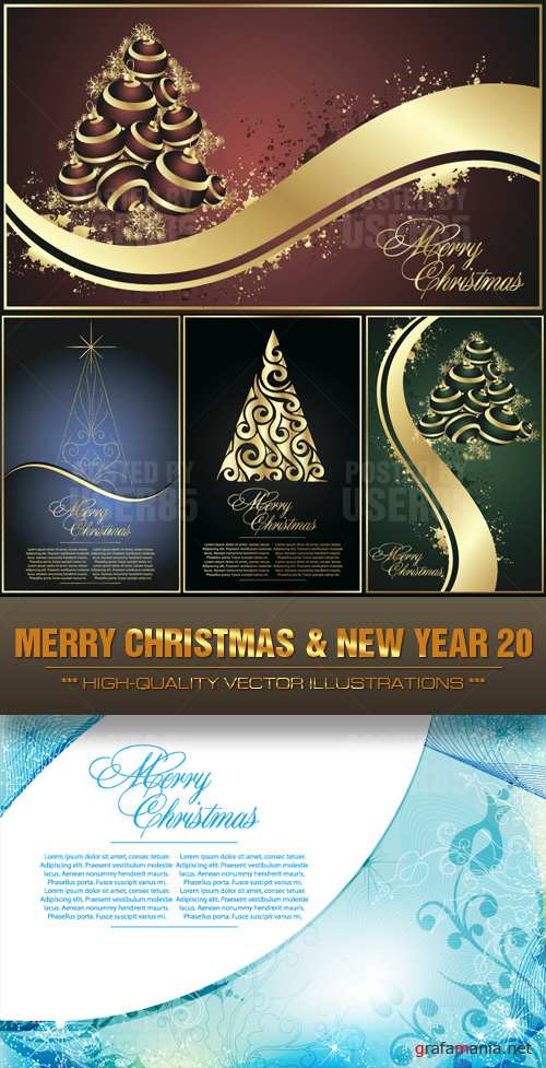MERRY CHRISTMAS & NEW YEAR 20