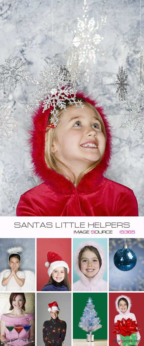 Image Source | IS365 | Santas Little Helpers