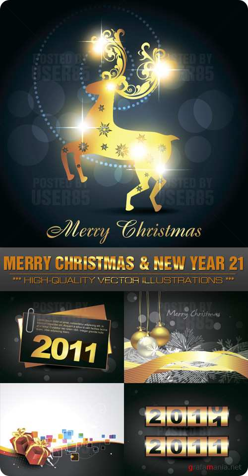 MERRY CHRISTMAS & NEW YEAR 21