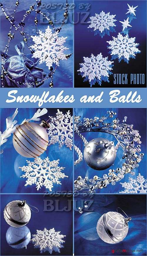 Snowflakes and Balls