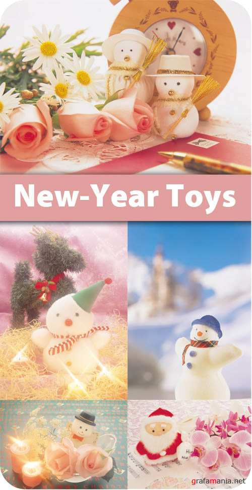 New-Year Toys