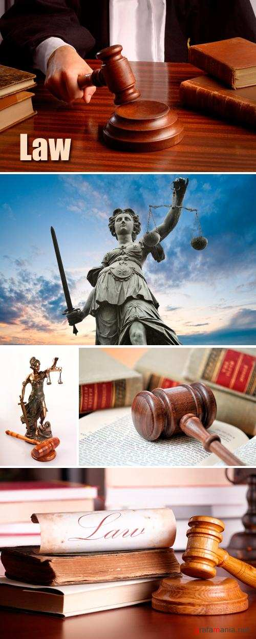 Stock Photo - Law and Justice