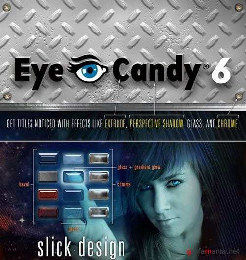 Alien Skin Eye Candy 6.1.0 (6.5.8)