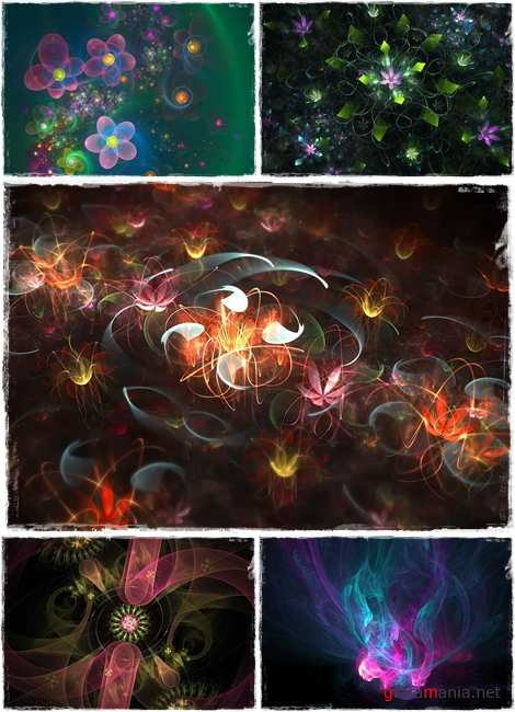 Wallpapers - Best Fractal Pack#14