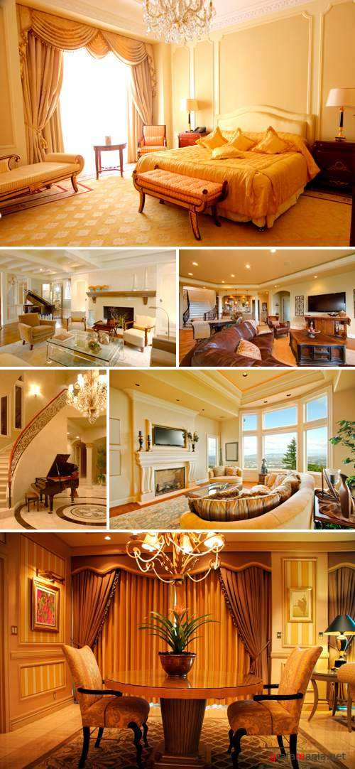Stock Photo - Luxury Interior 2
