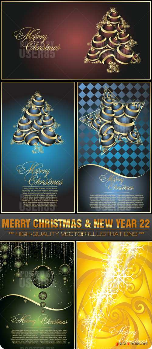 MERRY CHRISTMAS & NEW YEAR 22