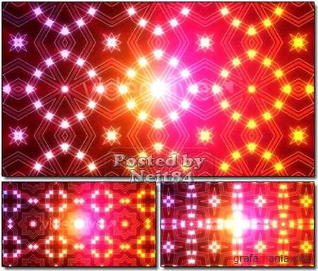 VideoHive motion Kaleidoscopic Abstract Backgrounds HD Pack LOOPED