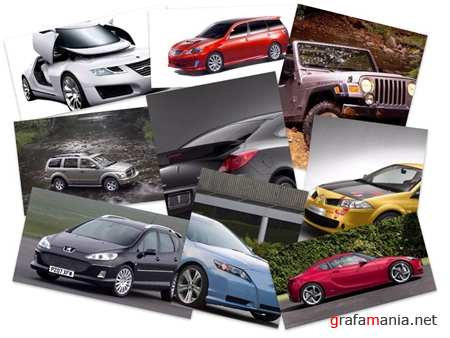 60 Different Cars Full HD Wallpapers