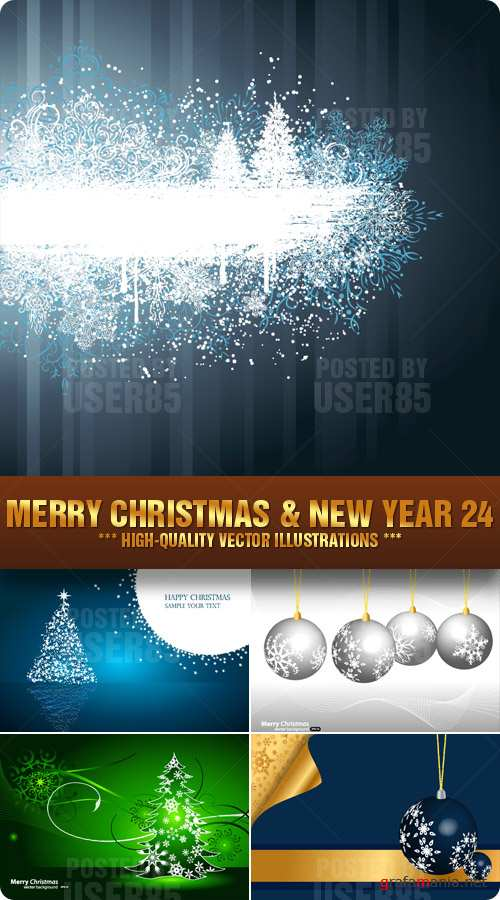 MERRY CHRISTMAS & NEW YEAR 24