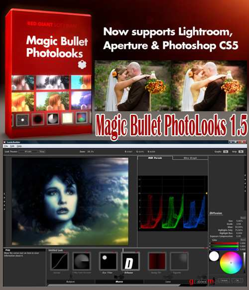 Magic Bullet PhotoLooks 1.5 (32/64 Bit)