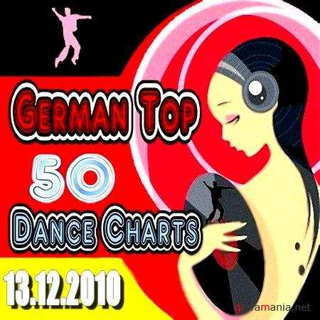 German TOP50 Official Dance Charts (13.12.2010)