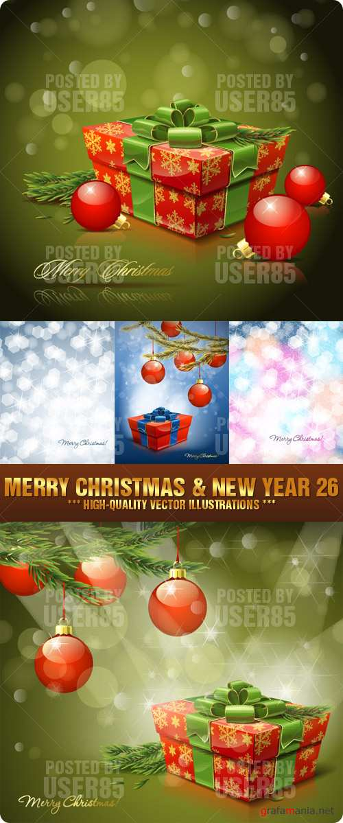 MERRY CHRISTMAS & NEW YEAR 26