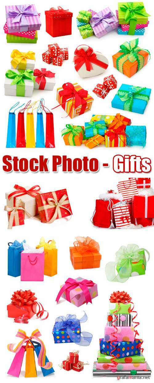 Stock Photo - Gifts 2