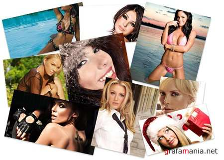 45 Perfect Women HQ Colorful Wallpapeps